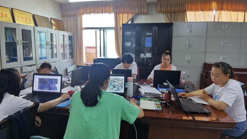 民勤连古城管护中心举办ArcGIS应用技术培训