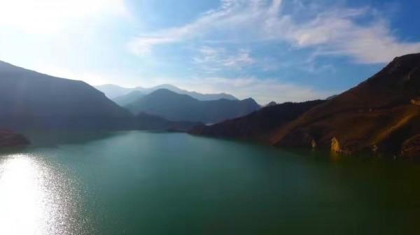九甸峡水库
