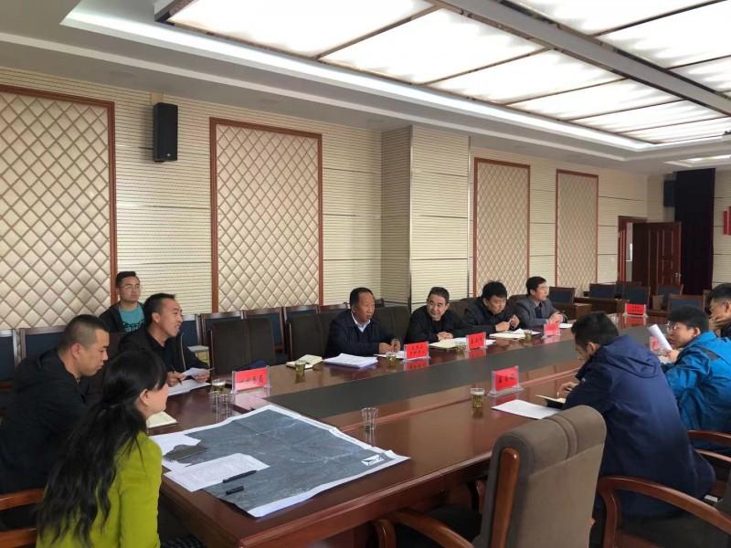 管护中心支祥副主任一行赴临夏州参加自然资源确权登记工作调研座谈会